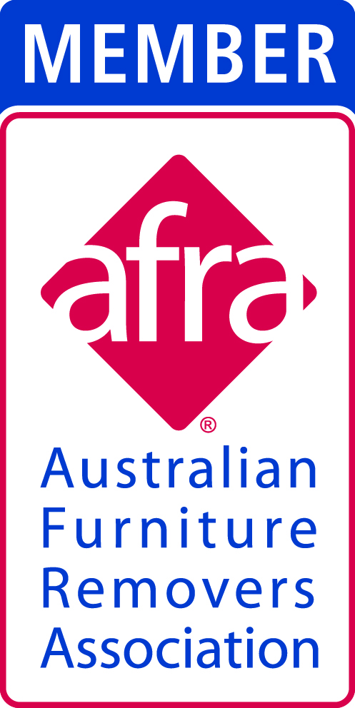 Australian Furniture Removers Association (AFRA) Member logo